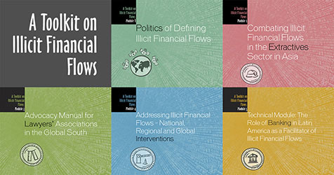 A Toolkit on Illicit Financial Flows