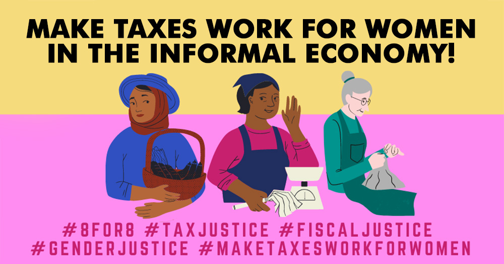 Make Taxes Work for Women in the Informal Economy
