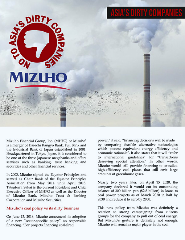 ADC Briefer on MIZUHO