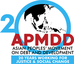 APMDD: 20 years working for justice & social change