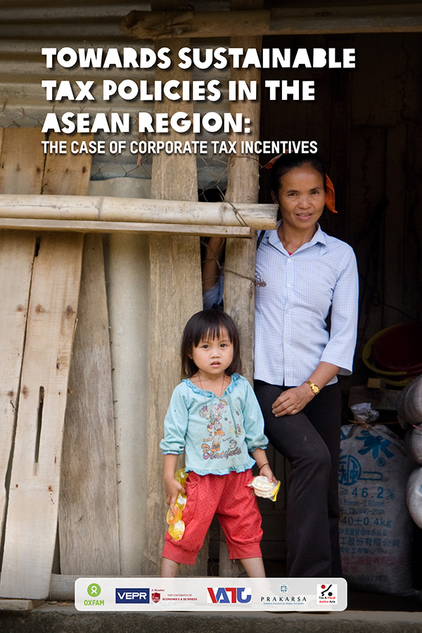 Towards Sustainable Tax Policies in the ASEAN Region Oxfam